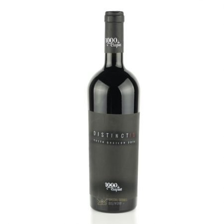1000 DE CHIPURI VIA MIRABILIS DISTINCTIS MERLOT & CABERNET FRANC imagine