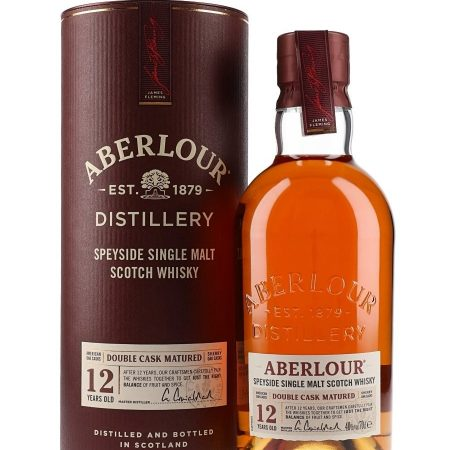 ABERLOUR 12 ANI DOUBLE CASK MATURED 0.7L 70cl / 40% WHISKY SINGLE MALT imagine
