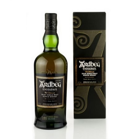 ARDBEG UIGEADAIL SINGLE MALT 0.7L 70cl / 54.2% WHISKY imagine
