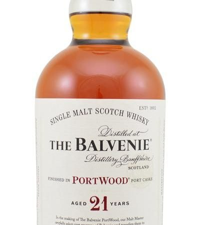 BALVENIE PORTWOOD 21 ANI SINGLE MALT 0