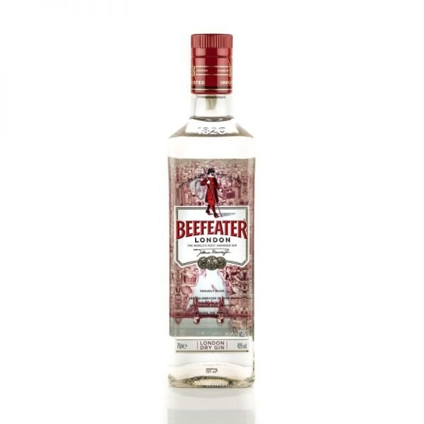 BEEFEATER 0.7L 70cl / 40% GIN imagine