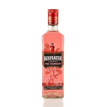 BEEFEATER PINK 0.7L 70cl / 37.5% GIN imagine
