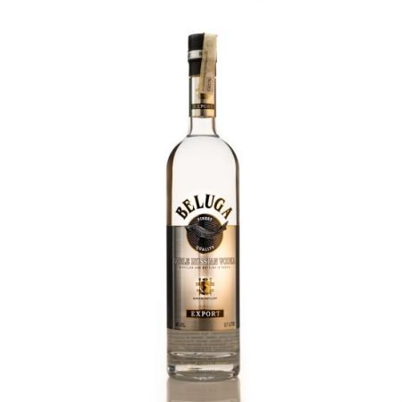BELUGA NOBLE 0.7L 70cl / 40% VODKA imagine