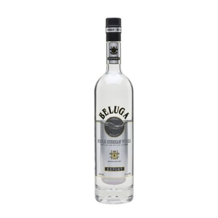 BELUGA NOBLE 1L 100cl / 40% VODKA imagine