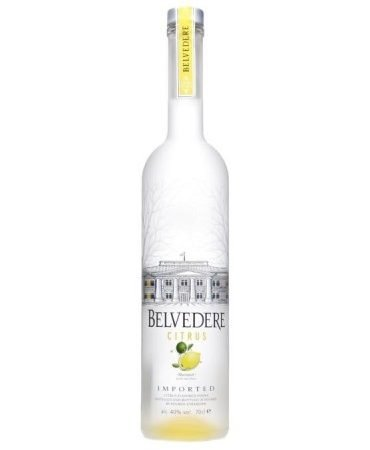 BELVEDERE CITRUS 0.7L 70cl / 40% VODKA imagine
