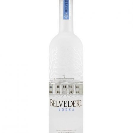 BELVEDERE NEON 3L 300cl / 40% VODKA imagine