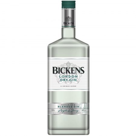 BICKENS LONDON 1L 100cl / 40% DRY GIN imagine