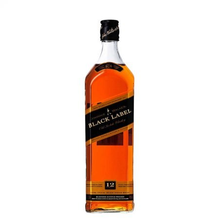 BLACK LABEL 12 YEARS OLD 1000 ML imagine
