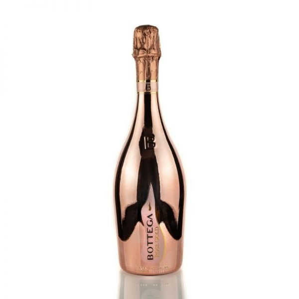 BOTTEGA ROSE GOLD 0.75L 75cl / 11.5% PROSECCO imagine