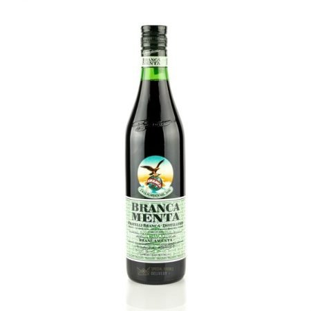 BRANCA MENTA 0.7L 70cl / 28% Lichior imagine