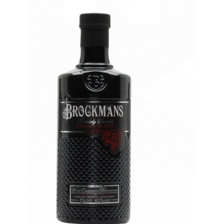 BROCKMANS 0.7L 70cl / 40% GIN imagine