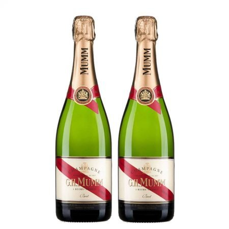CORDON ROUGE CHAMPAGNE TWINPACK 1500 ML imagine