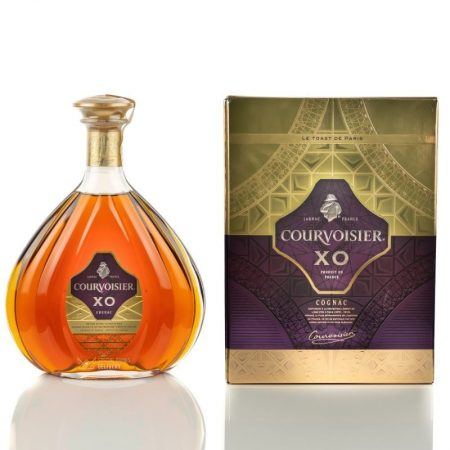 COURVOISIER XO TOAST OF PARIS 0.7L 70cl / 40% CONIAC imagine