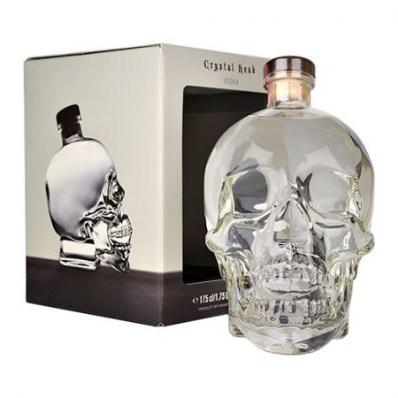 CRYSTAL HEAD 0.7L 70cl / 40% VODKA imagine