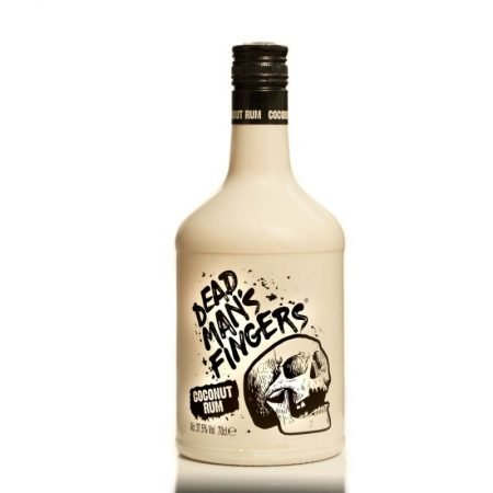 DEAD MAN'S FINGERS COCONUT RUM 0.7L 70cl / 37.5% Rom imagine