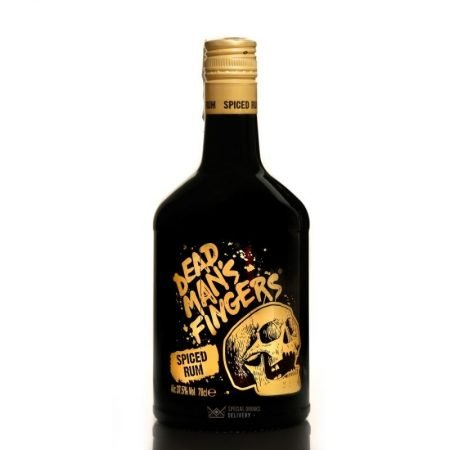 DEAD MAN'S FINGERS SPICED RUM 0.7L 70cl / 37.5% Rom imagine