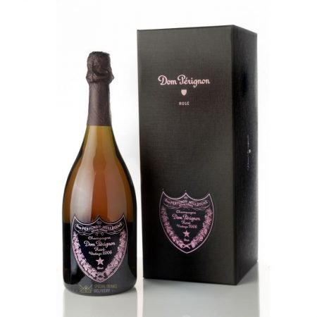 DOM PERIGNON ROSE 0.75L 75cl / 12.5% SAMPANIE imagine