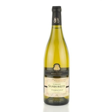 DOMENIILE SAMBURESTI CHARDONNAY 0