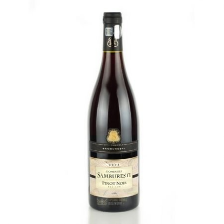 DOMENIILE SAMBURESTI PINOT NOIR 0