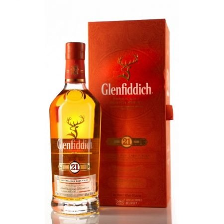 GLENFIDDICH 21 ANI SINGLE MALT 0.7L 70cl / 40% WHISKY imagine