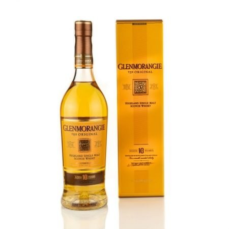 GLENMORANGIE 10 ANI SINGLE MALT 0.7L 70cl / 40% WHISKY imagine