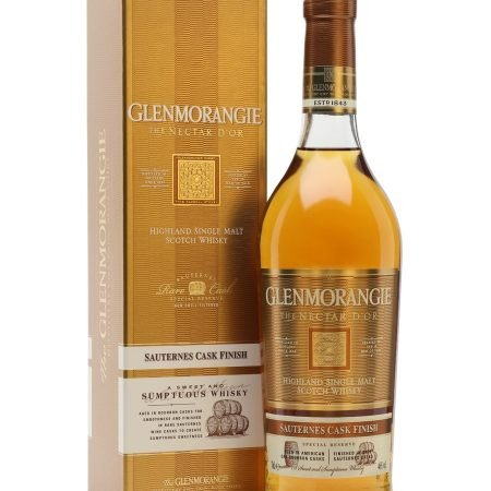 GLENMORANGIE 12 ANI NECTAR D'OR SAUTERNES CASK FINISH SINGLE MALT 0.7L 70cl / 46% WHISKY imagine