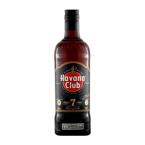 HAVANA CLUB ANEJO 7 ANI 0.7L imagine