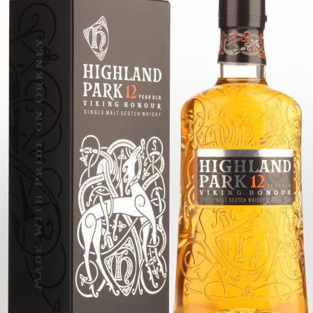 HIGHLAND PARK 12 ANI VIKING HONOUR SINGLE MALT 0.7L 70cl / 40% WHISKY imagine