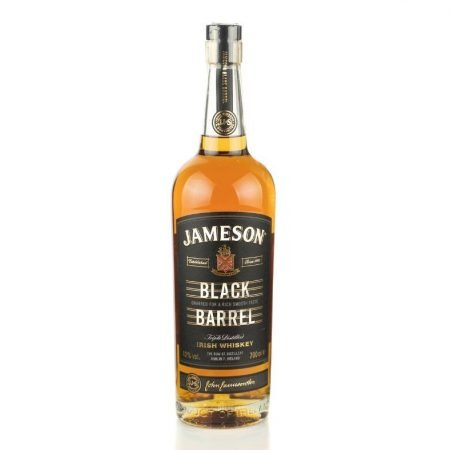 JAMESON BLACK BARREL TRIPLE DISTILLED 0.7L 70cl / 40% WHISKY imagine