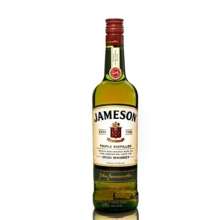 JAMESON ORIGINAL 0.7L 70cl / 40% WHISKY imagine