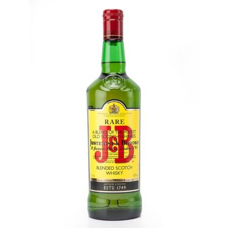J&B RARE BLENDED 1L 100cl / 40% WHISKY imagine