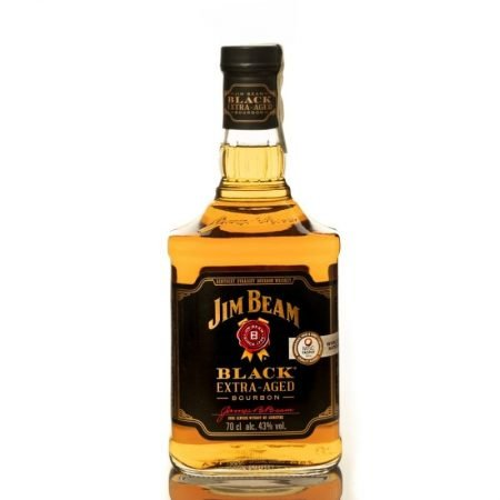 JIM BEAM BLACK LABEL BOURBON 0.7L 70cl / 43% WHISKY imagine