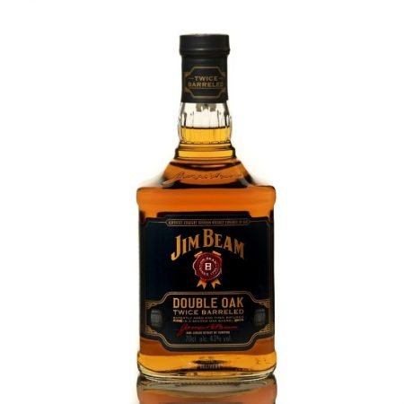 JIM BEAM DOUBLE OAK BOURBON 0.7L 70cl / 43% WHISKY imagine