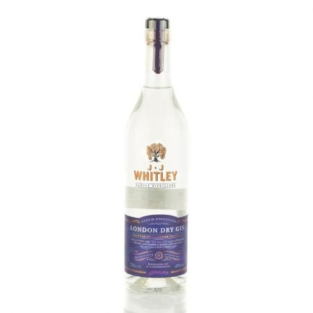 JJ WHITLEY LONDON DRY GIN 0.7L 70cl / 40% GIN imagine