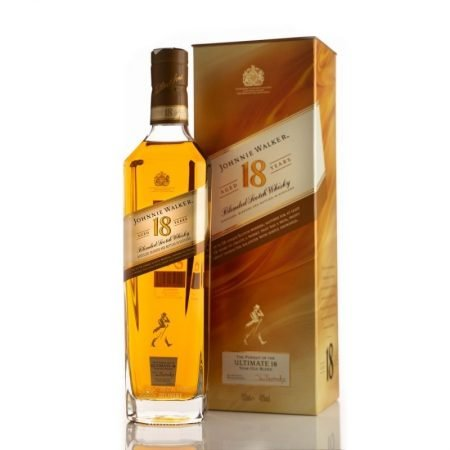 JOHNNIE WALKER 18 ANI 0.7L 70cl / 40% WHISKY imagine