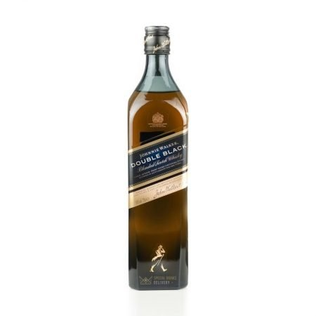 JOHNNIE WALKER DOUBLE BLACK BLENDED 0.7L 70cl / 40% WHISKY imagine