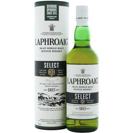LAPHROAIG SELECT SINGLE MALT 0.7L 70cl / 40% WHISKY imagine