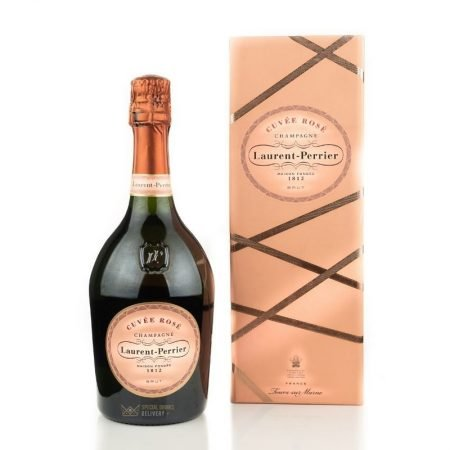 LAURENT PERRIER ROSE 0.75L 75cl / 12% SAMPANIE imagine