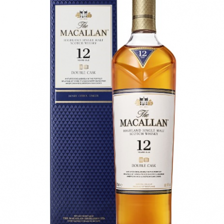 MACALLAN 12 ANI SINGLE MALT 0.7L 70cl / 40% WHISKY imagine