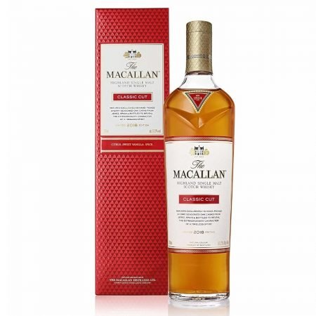 MACALLAN CLASSIC CUT SINGLE MALT 0.7L 70cl / 52.9% WHISKY imagine