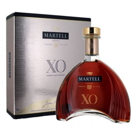 MARTELL XO 0.7L 70cl / 40% CONIAC imagine