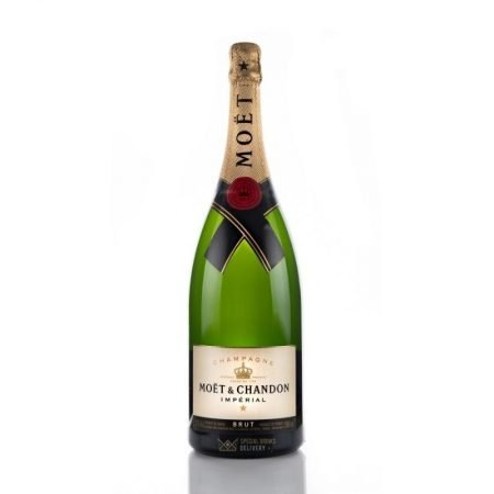 MOET & CHANDON BRUT 1.5L 150cl / 12% SAMPANIE imagine