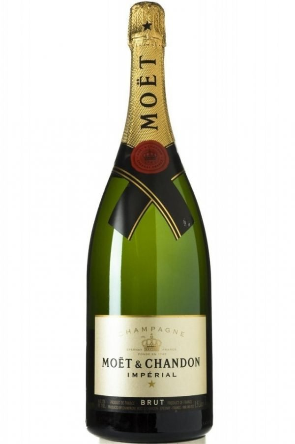 MOET & CHANDON IMPERIAL BRUT 12L 1200cl / 12% SAMPANIE imagine