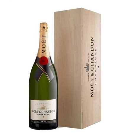 MOET & CHANDON IMPERIAL BRUT 9L 900cl / 12% SAMPANIE imagine