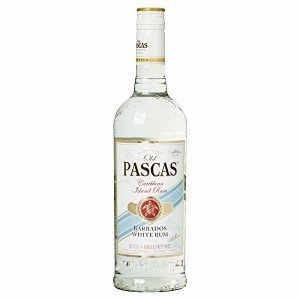 OLD PASCAS WHITE ROM 0.7L 70cl / 37.5% imagine
