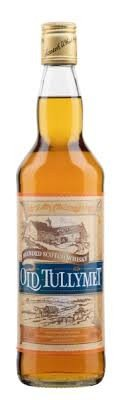 OLD TULLYMET BLENDED 0.7L 70cl / 40% WHISKY imagine