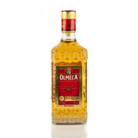 OLMECA GOLD 0.7L 70cl / 38% Tequila imagine