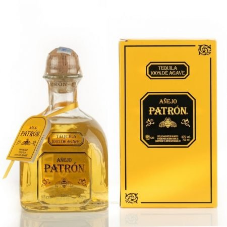 PATRON ANEJO 0.7L 70cl / 40% Tequila imagine