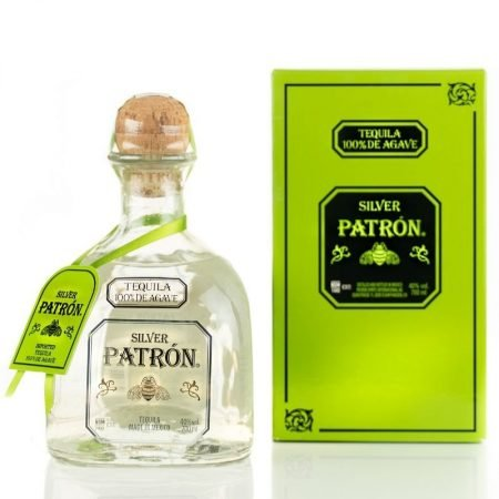 PATRON SILVER 0.7L 70cl / 40% Tequila imagine