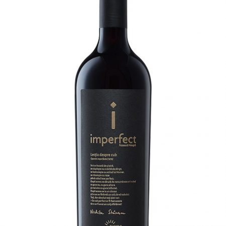 RASOVA IMPERFECT FETEASCA NEAGRA & SYRAH 0.75L 75cl / 16% VIN ROMANIA imagine